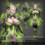 Green Armolita-L