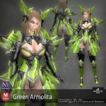 Green Armolita