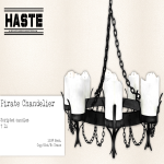 [Haste] Pirate Chandelier Ad