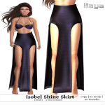 ILAYA Isobel Shine Skirt