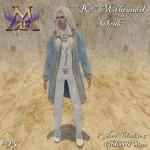 _IO_ Mithrandil Cloak -bleu-