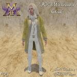 _IO_ Mithrandil Cloak -gold-