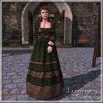 Klara - Green