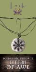 Lark - Icelandic Helm of Awe - Pendant -512x1024