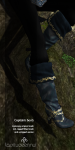 lassitude & ennui Captain's boots for Mystical Realms Fair