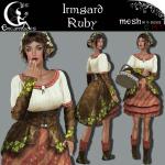 _LE_ Irmgard Ruby