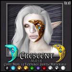 [LJ] Crescent Mask