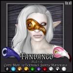 [LJ] Fandango Mask