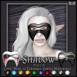 [LJ] Shadow Mask