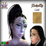 MeshedUp Mystic Realms Gold