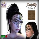 MeshedUp Mystic Realms Pattern B