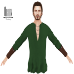 Orion - Arlen Tunic Emerald