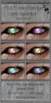 ~_S.E._~ Inner Flame Mesh Eyes