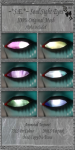 ~_S.E._~ Soul Sighted Mesh Eyes