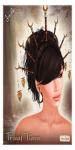 [V_W] AD Tribal Tiara Jade
