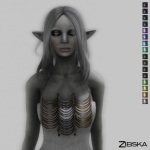 Zisbka ~ Reina Necklace