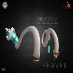 meridian horns vendor singoli_heaven CUBIC CHERRY