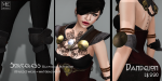 Miamai_Sorceress Heavy Metal Protection - Dandelion - We_3RP
