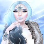 __Modish__ Ice-queen_poster@we_3 rp