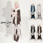 snow coat vendor