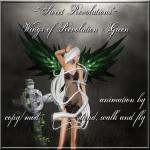 ~_SR_~ Wings of Revolution - Green BoxPIC