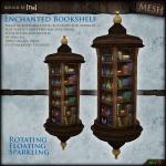 [Tia] Enchanted Bookshelf
