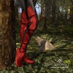 lassitude & ennui Thylacine boots teaser for We _3 RP