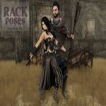 RACK Poses - Defiance