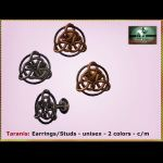 Bliensen Taranis Earrings studs Ad