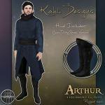 KD Arthur AD