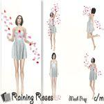 Raining Roses Ad