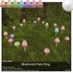 Mushroom Fairy Ring AD logo