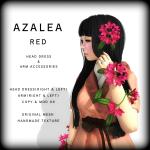 AZALEA RED AD
