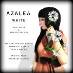 AZALEA WHITE AD