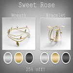 Fawny - Sweet Rose