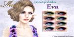 Musa Eyeshadow Eva ad