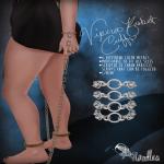 Noodles - Vipera Basket Cuffs