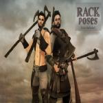 RACK Poses - The Northmen