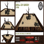 [Takeo] Small Zen Garden