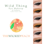 Wicked Peach _ Cosmetic Ad Wild Thing