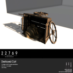 22769 ~ [bauwerk] Damaged Cart [ad]