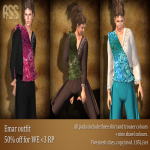 A_S_S Decades - Emar, for We _3 RP August