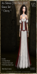 An Sidean Gown Set_Cherry-Promotional Art WLRP