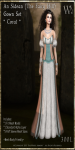 An Sidean Gown Set_Coral-Promotional Art WLRP