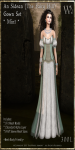 An Sidean Gown Set_Mint-Promotional Art WLRP