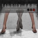 Clemmm - Filthy Feet AD