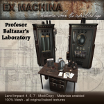 Ex Machina Lab bundle