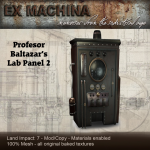 Ex Machina Lab panel 2