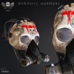 Forge Overkill Gasmask
