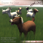 Jian __ Chester the Goat (1024 AD)